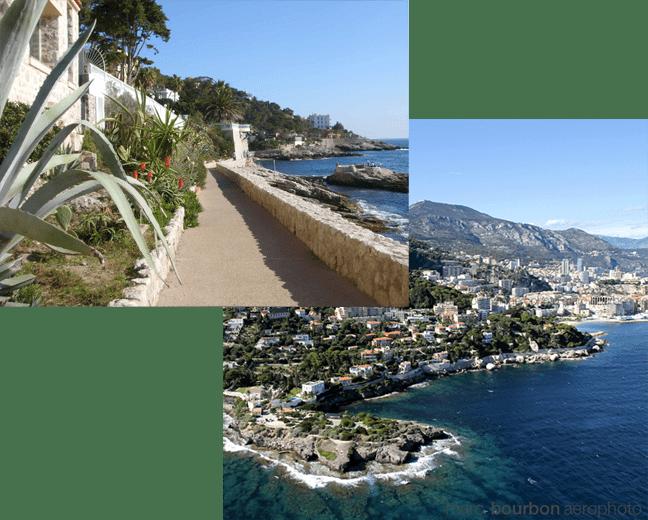 Les balades saint jean cap ferrat tourisme - Office du tourisme villefranche sur mer ...