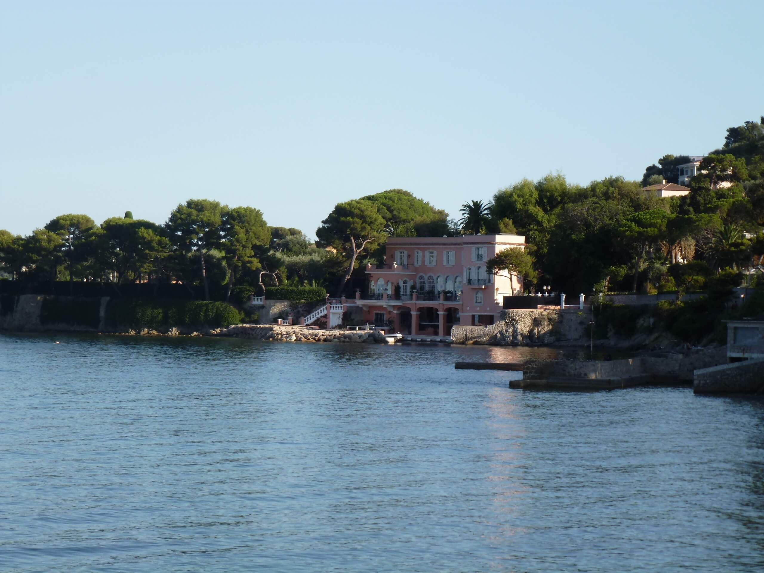 Walking trails - Saint Jean Cap Ferrat Tourisme