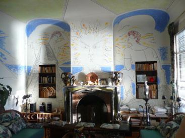 Villa Santo Sospir - Musées