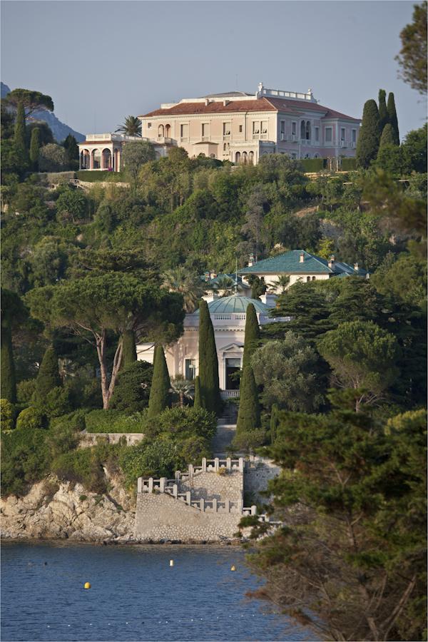 Villa Ephrussi de Rothschild - Villa Baia dei Fiori - Villa La Radiana