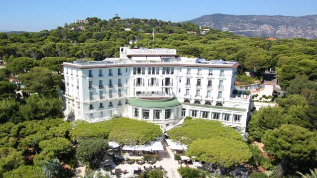 Le Grand-Hôtel du Cap-Ferrat, a Four Seasons Hotel Palace