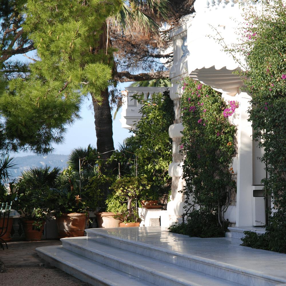 Villa les Camélias à Cap d'Ail