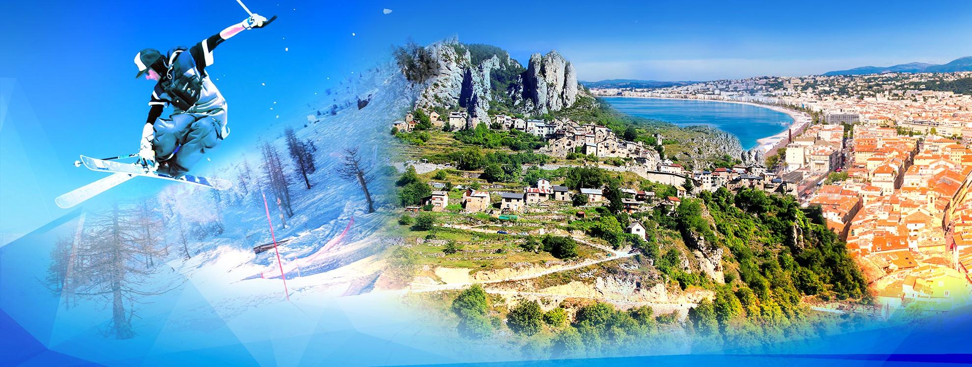 La Métropole Nice Côte d'Azur