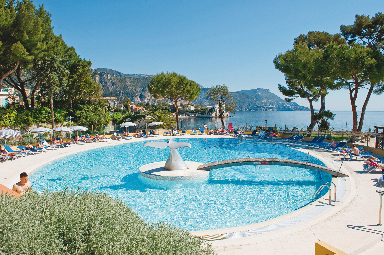 Les Piscines Et Spas Prives Saint Jean Cap Ferrat Tourisme