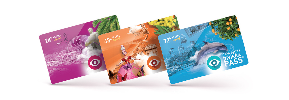Visuel cartes FRENCH RIVIERA PASS